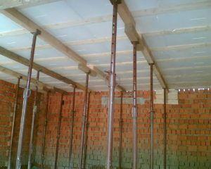 перекрытие потолок