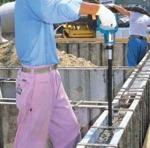 Вибратор для бетона своими руками