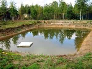 Высота грунтовых вод