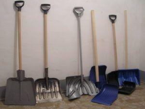 лопаты инструмент
