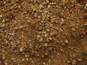 песок гравий