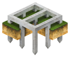 Свайно ростверковый фундамент плюсы и минусы