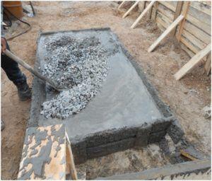 Замешивание бетона - крайне важная процедура.