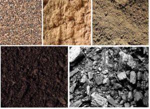 почвы виды