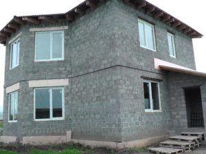дом постройка