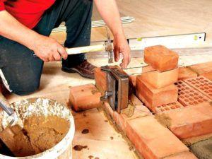 Как делать фундамент под печь