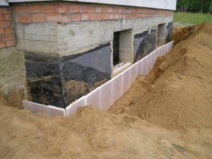 фасад фундамент