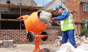 приготовить бетон