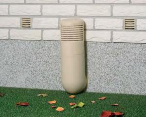 Ответстия для вентиляции в фундаменте