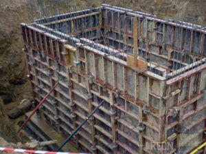металл бетон