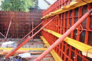 Мелкощитовая опалубка в индивидуальном строительстве