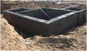 Опалубка обеспечит дополнительную защиту фундаменту.