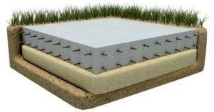 Именно песчаная или песчано-гравийная подсыпка под основание здания способна обеспечить отвод осадочной влаги от основания дома, снизить уровень грунтовых вод и усадки любого происхождения.