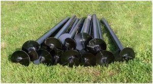 Установка новых стальных изделий, прошедших специальную обработку противокоррозионными составами способствует повышению срока их эксплуатации.