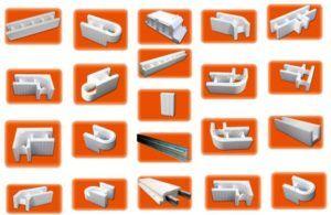 Блочные пенополистирольные модули для опалубки фундаментов