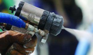 Инструмент для напыления полимерной пены